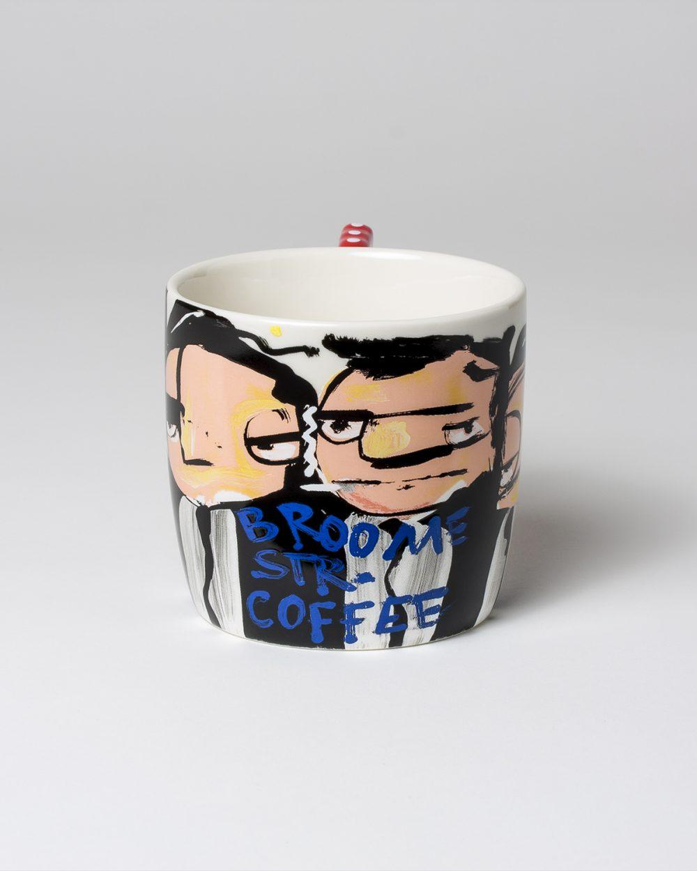 Senatori Town | Cinema Noir mug