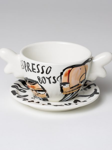 Senatori Town | Espresso Boys Heavenly Coffee Cup